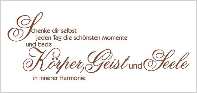 Wellness sprüche gutschein  Sieger unseres Gewinnspiels Dezember 2010 | hautnah Kosmetik ...